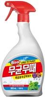 """Pigeon """"Bisol"""" Чистящее средство для ванной комнаты, с ароматом свежих трав, пульверизатор, 900 мл."""