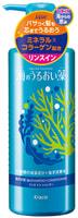"""Kracie """"Umi No Uruoi Sou"""" Шампунь-ополаскиватель (2 в 1) увлажняющий с экстрактами морских водорослей и минералами, 520 мл."""