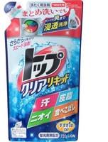 """Lion """"ТОР - сила ферментов"""" Жидкое средство для стирки, сменная упаковка, 720 гр."""