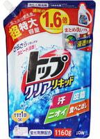 """Lion """"ТОР - сила ферментов"""" Жидкое средство для стирки, сменная упаковка, 1160 гр."""