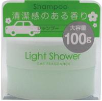 """DIAX """"Light Shower - Shampoo"""" Ароматизатор гелевый для автомобиля, аромат сочных фруктов, 100 гр."""
