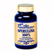 "JAPAN ALGAE ""Spirulina 100%"" Спирулина 100%, 300 таблеток по 500 мг."