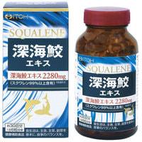 "Itoh Kanpo Pharmaceutical ""Squalene"" Сквален, 180 капсул."