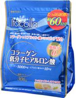 "Itoh Kanpo Pharmaceutical ""Itocolla - Collagen & hyaluronic acid"" Коллаген с гиалуроновой кислотой, 306 гр., на 60 дней."