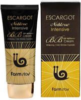 "FarmStay ""Escargot Noblesse Intensive BB Cream SPF 50+/PA+++"" Антивозрастной ББ крем для лица с муцином королевской улитки SPF 50+/PA+++, 50 гр."