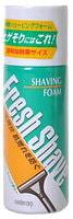 MANDOM Пена для бритья с ментолом с охлаждающим эффектом, 40 гр.