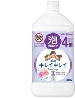 """Lion """"KireiKirei"""" Мыло-пенка для рук с цветочным ароматом, бутылка с крышкой, 800 мл."""