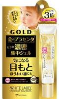 "Miccosmo ""White Label Premium Placenta Gold Rich Eye Gel"" Гель для кожи вокруг глаз с тройным содержанием экстракта плаценты, 30 гр."