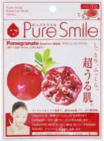 """Sun Smile """"Essence"""" Маска для лица антивозрастная, с экстрактом граната, 1шт."""