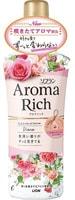 """Lion """"Soflan Aroma Rich Diana"""" Кондиционер для белья с богатым ароматом натуральных масел, 520 мл."""