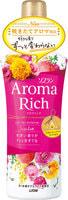 "Lion ""Soflan Aroma Rich Scarlet"" Кондиционер для белья с богатым ароматом натуральных масел, 520 мл."