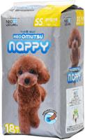 "Neo Loo Life ""Neoomutsu"" Подгузники для собак (девочки), размер SS (2-4 кг.), 18 шт."