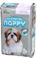 "Neo Loo Life ""Neoomutsu"" Подгузники для собак (девочки), размер М (5-8 кг.), 14 шт."