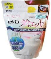 """Itoh Kanpo Pharmaceutical """"Psyllium Diet - Формула Диеты"""" Пищевая добавка с подорожником (диетическая клетчатка), порошок с мерной ложкой, 500 мг."""