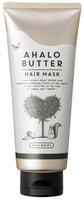 """Cosme Company """"Ahalo Butter Hair Mask Rich Moist"""" Глубоко восстанавливающая маска для волос с тропическими маслами, медом и экстрактом ягод Асаи (без сульфатов), 200 гр."""
