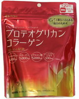 """Itoh Kanpo Pharmaceutical """"Proteoglycan collagen"""" Коллаген обогащенный протеогликаном, экстрактом мангустина и гиалуроновой кислотой, 104 гр."""
