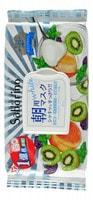 """BCL """"Morning Facial Sheet Mask Fresh"""" Маска-салфетка для утреннего ухода за лицом """"Увлажнение и упругость"""", с ароматом йогурта и киви, 28 шт."""