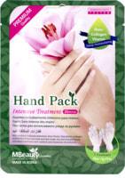 """MBeauty """"Hand Pack Intensive Treatment"""" Тканевая маска для интенсивного ухода за руками, 1 пара."""