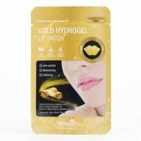 """MBeauty """"Gold Hydrogel Lip Patch"""" Гидрогелевые патчи для губ с золотом, 1 шт."""