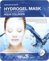 """MBeauty """"Aqua Collagen Hydrogel Mask"""" Успокаивающая увлажняющая гидрогелевая маска с коллагеном, 1 шт."""