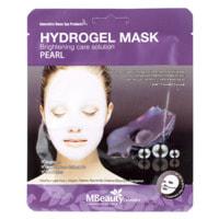 "MBeauty ""Pearl Hydrogel Mask"" Осветляющая гидрогелевая маска с жемчугом, 1 шт."