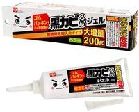 LEC Гель от плесени для силиконовых, резиновых и цементных швов, со шпателем, 200 гр.
