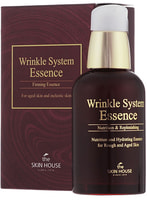 "The Skin House ""Wrinkle System Essence"" Антивозрастная эссенция с коллагеном, 50 мл."