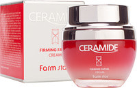 "FarmStay ""Ceramide Firming Facial Cream"" Укрепляющий крем для лица с керамидами, 50 мл."