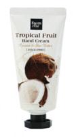 """FarmStay """"Tropical Fruit Hand Cream Coconut & Shea Butter"""" Крем для рук """"Тропические фрукты"""" с кокосом и маслом ши, 50 мл."""