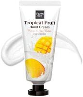 """FarmStay """"Tropical Fruit Hand Cream Mango & Shea Butter"""" Крем для рук """"Тропические фрукты"""" с манго и маслом ши, 50 мл."""