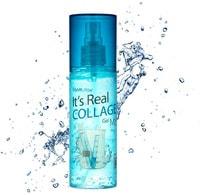 "FarmStay ""It's Real Collagen Gel Mist"" Гель-спрей для лица с коллагеном, 120 мл."