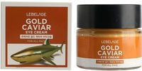 """Lebelage """"Gold Caviar Eye Cream"""" Крем для области вокруг глаз с экстрактом икры, 70 мл."""