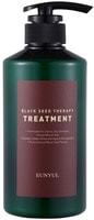"""Eunyul """"Black Seed Therapy Treatment"""" Бальзам для волос с маслом черного тмина, 500 мл."""
