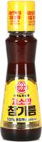 """Ottogi """"Sesame Oil"""" Масло кунжутное нерафинированное, 110 мл."""