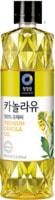 "Daesang ""Premium Canola oil"" Масло каноловое рафинированное, 500 мл."
