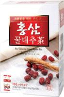 """Da Jung """"Red Ginseng Honey Jujube Tea"""" Сироп для пригротовления напитков с экстрактом женьшеня и фиников, 384 гр."""