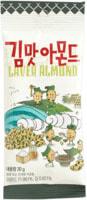 "Kukje ""Seaweed flavor almond"" Миндаль обжаренный с морской капустой, 30 гр."