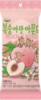 """Kukje """"Peach Almond"""" Миндаль обжаренный со вкусом персика, 30 гр."""