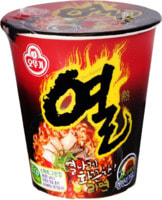 "Ottogi ""Yeul Ramen"" Лапша со вкусом свинины, 62 гр."