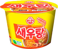 "Ottogi ""Srimp Ramen"" Лапша со вкусом креветки, 110 гр."