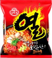 "Ottogi ""Yeul Ramen"" Лапша со вкусом свинины, 120 гр."