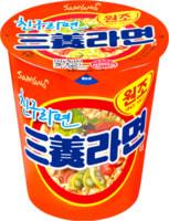 """Samyang """"Samyang Ramyon - Friend ramen"""" Лапша со вкусом бекона, 65 гр."""