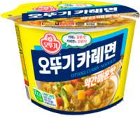 """Ottogi """"Curry Noodle"""" Лапша со вкусом карри, 110 гр."""