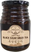 "Da Jung ""Unrefined Black Sugar Ginger Tea"" Имбирь с чёрным сахаром и мёдом, 580 гр."