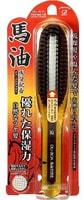 """Ikemoto """"Du-Boa Horse Oil Damage Care Brush"""" Щетка для поврежденных волос с лошадиным маслом."""