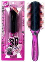 """Ikemoto """"Du-Boa 3D Blow Styling Brush"""" Антистатическая расческа для укладки волос."""