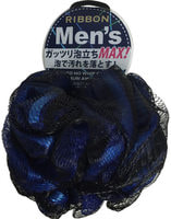 "YOKOZUNA ""Ribbon Ball"" Мочалка для тела в форме шара, для мужчин."