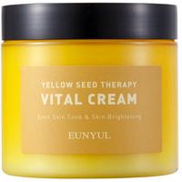 """Eunyul """"Yellow Seed Therapy Vital Cream"""" Витаминизирующий крем-гель для лица с ниацинамидом и экстрактами цитрусовых, 270 гр."""