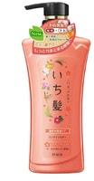 """Kracie """"Ichikami"""" Бальзам-ополаскиватель интенсивно увлажняющий для поврежденных волос с маслом абрикоса, 480 гр."""