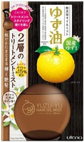 """Utena """"Yuzu-yu"""" Двухфазный спрей на основе масел цитрусовых для увлажнения и питания волос, 180 мл."""